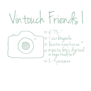 Vintouch Friends I